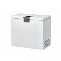 Candy Freezer CMCH 152 EL Energy efficiency class F, Chest, Free standing, Height 82.5 cm, Total net capacity 142 L, Display, Wh