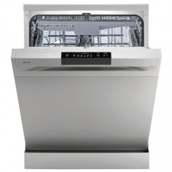 Gorenje Dishwasher GS620E10S Free standing, Width 85 cm, Number of place settings 14, Number of programs 4, Energy efficiency cl