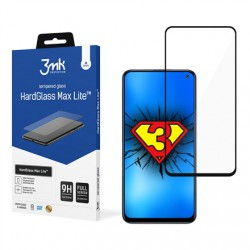 3MK Samsung Galaxy F52 5G Glass Highest scratch resistance 9H High strength Perfect color reproduction Easy assembly