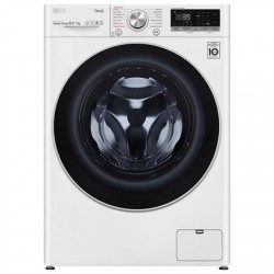 LG Washing Machine With Dryer F4DV710S1E Energy efficiency class A, Front loading, Washing capacity 10.5 kg, 1400 RPM, Depth 56