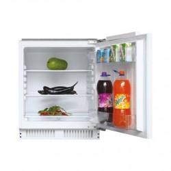Candy Refrigerator CRU 160 NE/N Energy efficiency class F, Built-in, Larder, Height 83.0 cm, Fridge net capacity 135 L, 40 dB, W