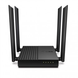 TP-LINK AC1200 Wireless MU-MIMO Wi-Fi Router Archer C64 802.11ac, 867+400 Mbit/s, Ethernet LAN (RJ-45) ports 4, MU-MiMO Yes, Ant
