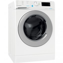 INDESIT Washing machine with Dryer BDE 861483X WS EU N Energy efficiency class D, Front loading, Washing capacity 8 kg, 1351 RPM
