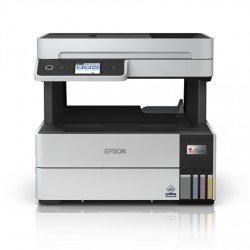 Epson Multifunctional printer EcoTank L6460 Contact image sensor (CIS), 3-in-1, Wi-Fi, Black and white