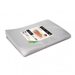Caso Structured bags for Vacuum sealing 01291 50 bags, Dimensions (W x L) 30 x 40 cm