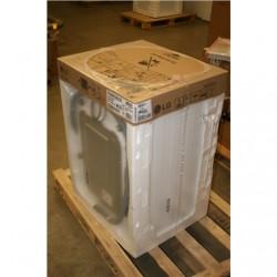 SALE OUT. LG F2WN2S6S3E Washing machine, E, Front loading, Washing capacity 6.5 kg, Depth 46 cm, 1200 RPM, Steam, White LG Washi
