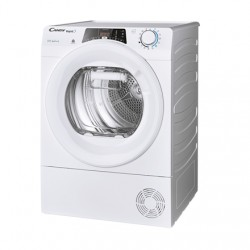 Candy Dryer Machine ROE H10A2TE-S Energy efficiency class A++, Front loading, 10 kg, Heat pump, Big Digit, Depth 58.5 cm, Wi-Fi,