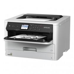 Epson Printer WorkForce WF-M5298DW Mono, PrecisionCore™ Print Head, A4, Wi-Fi, Grey