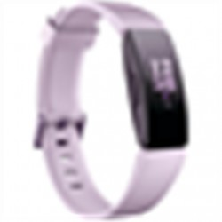 SALE OUT. Fitbit Inspire HR Smart Watches HR, S/L, Lilac/Lilac Fitbit Inspire HR Fitness tracker, OLED, Touchscreen, Heart rate