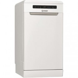 INDESIT Dishwasher DSFO 3T224 C Free standing, Width 45 cm, Number of place settings 10, Number of programs 9, Energy efficiency