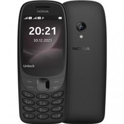 "Nokia 6310 TA-1400 Black, 2.8 "", TFT, 0.016 MB, Dual SIM, Nano Sim, 3G, Bluetooth, 5.0, USB version Micro, Built-in camera, Main"