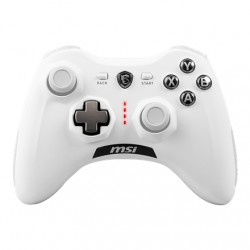 MSI Force GC30 V2 White Gaming controller, PC Android Popular Consoles