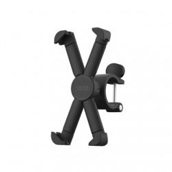 """Segway Smartphone holder for Kickscooters Black, 6.5 """", Adjustable, 360 °"""