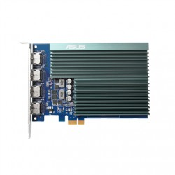 Asus GT730-4H-SL-2GD5 NVIDIA, 2 GB, GeForce GT 730, GDDR5, PCI Express 2.0, Processor frequency 902 MHz, HDMI ports quantity 4,
