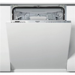 Hotpoint Dishwasher HIC 3C26N WF Built-in, Width 59.8 cm, Number of place settings 14, Number of programs 9, Energy efficiency c