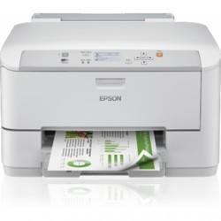 Epson WorkForce Pro WF-M5190DW Mono, Inkjet, Printer, Wi-Fi, A4, Grey/White